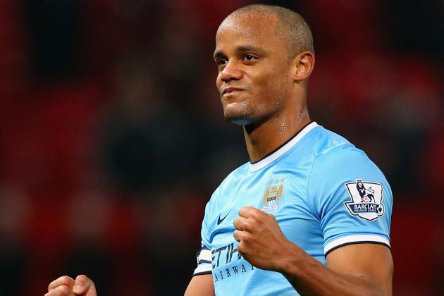Vincent Kompany Injury: Updates on Manchester City Star's Leg and Return