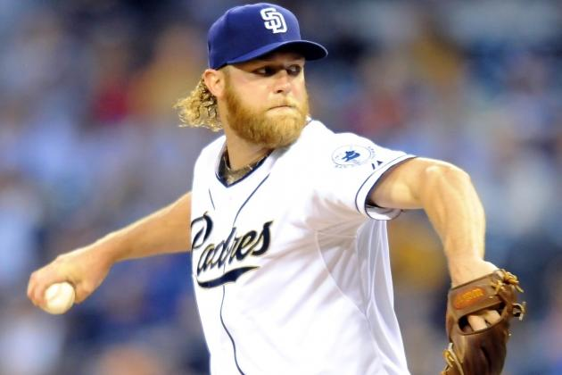 Andrew Cashner's Career Night vs. Tigers Hints at Dark-Horse 2014 Cy Young Run