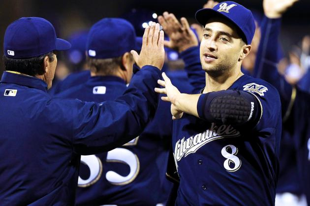 It's Not Too Early to View Streaking Brewers as NL Central Contenders
