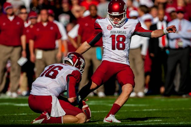 Zach Hocker NFL Draft 2014: Highlights, Scouting Report for Redskins K
