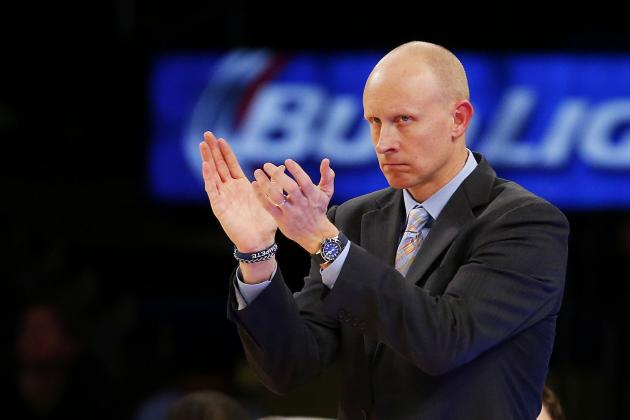 Report: Chris Mack to Remain at Xavier