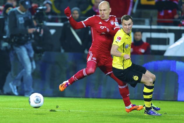 Bayern Munich vs. Borussia Dortmund: Bundesliga Live Score, Highlights, Report