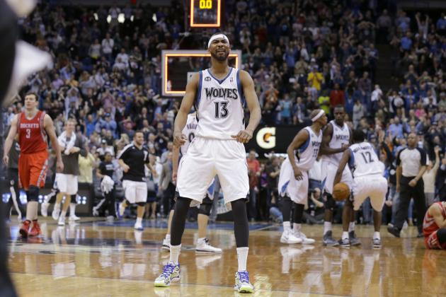 Corey Brewer's 51-Point Outburst Puts Him in Exclusive Club with Michael Jordan
