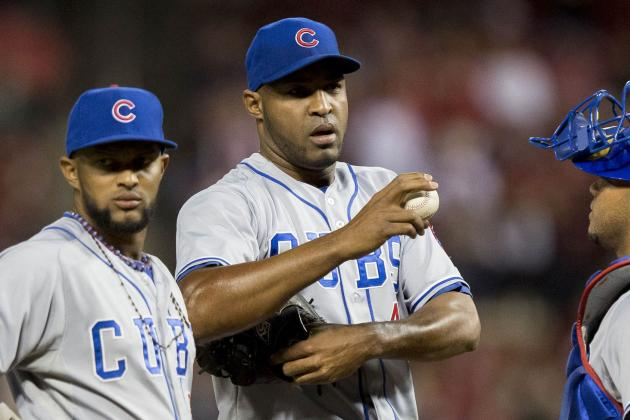 Jose Veras Removed from Closer Role with Cubs