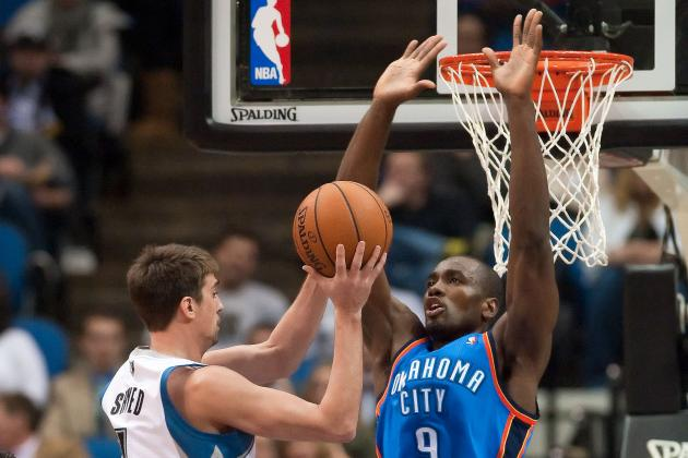 Serge Ibaka Donating $500 to UNICEF for Every Block in the Playoffs