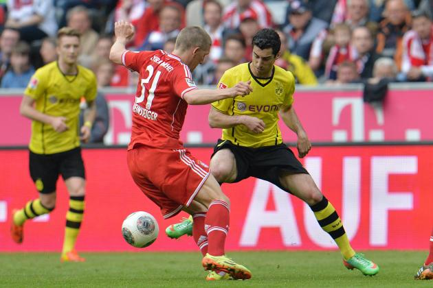 Bayern Munich vs. Borussia Dortmund: Score, Grades and Post-Match Reaction