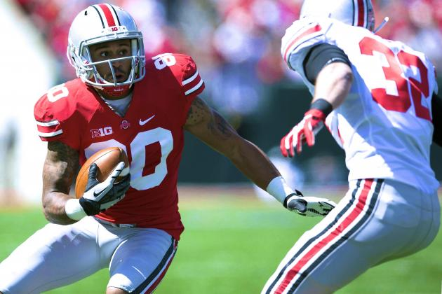 Ohio State Spring Game 2014: Live Score, Top Performers and Analysis