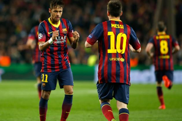 Granada vs. Barcelona: Live Player Ratings