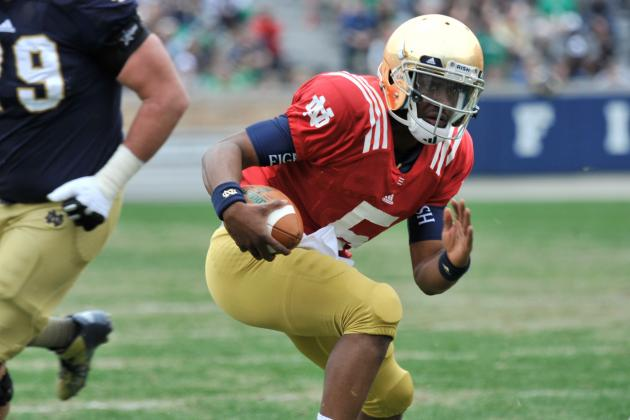 Notre Dame Spring Game 2014: Live Game Grades and Analysis