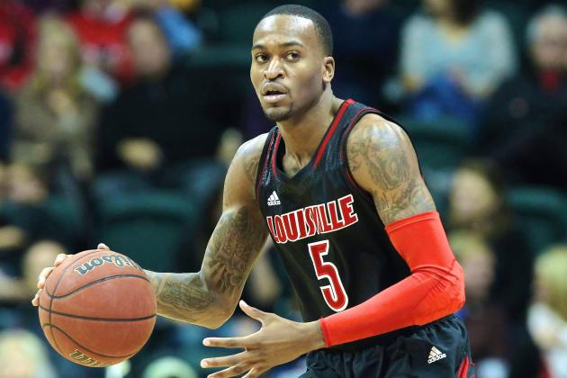 Kevin Ware Will Transfer out of Louisville to Finish College Career