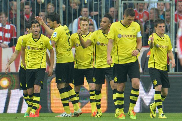 Highlights: Borussia Dortmund Run Rampant vs. Bayern Munich