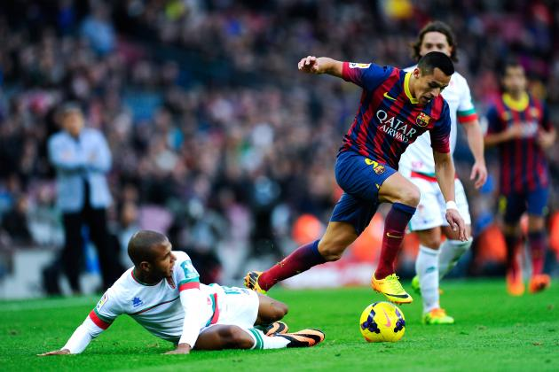 Highlight: Granada Beat Barcelona