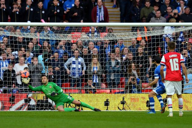 Wigan Athletic vs. Arsenal: Score, Grades and Post-Match Reaction