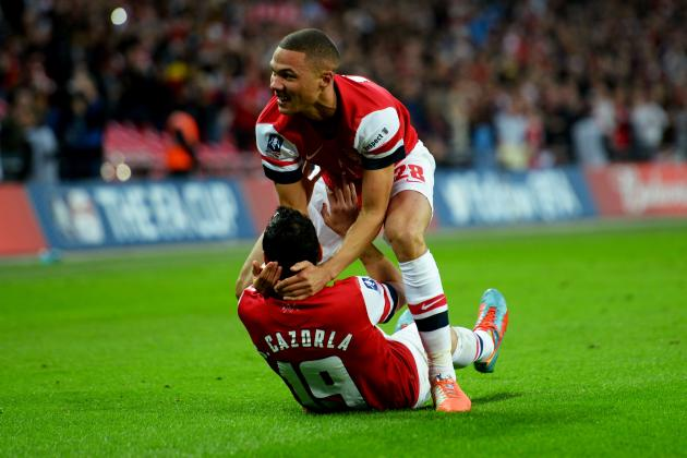 Wigan Athletic vs. Arsenal: FA Cup Semi-Final Live Score, Highlights, Report