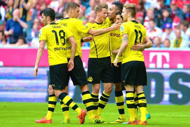 Bayern Munich Drubbing Proves Dortmund Have Hope for Life  After Lewandowski