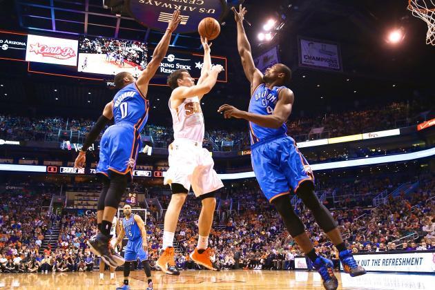 Is OKC Thunder's Defense Elite Enough to Win an NBA Championship?