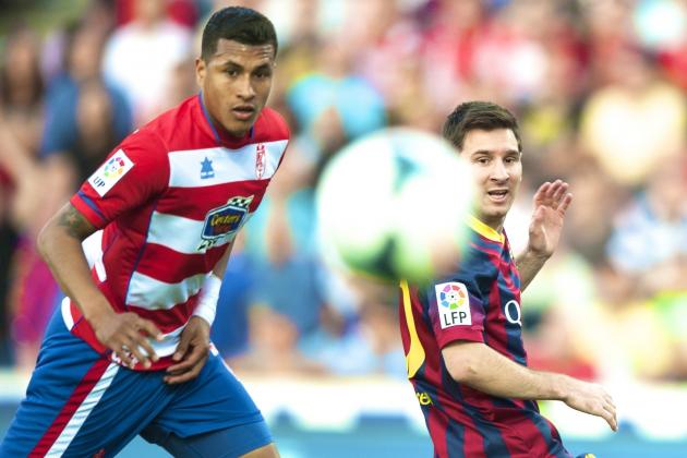 Granada vs. Barcelona: Score, Grades and Post-Match Reaction