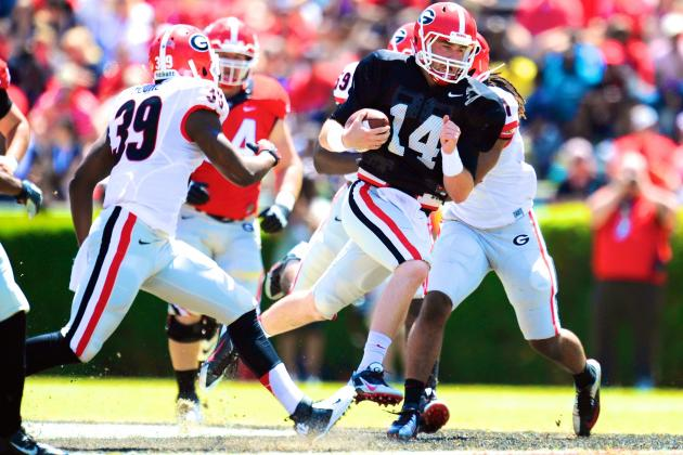 Georgia Spring Game 2014: Recap, Highlights and Analysis