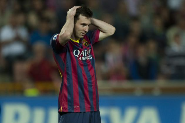 Is Barcelona's La Liga Title Challenge Over After Defeat to Granada?