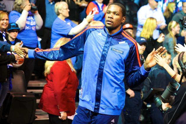 Kevin Durant Says He'd Like to Become a Coach After Retirement