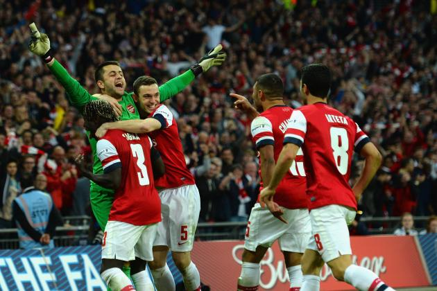 Arsene Wenger and Arsenal Saved by Lukasz Fabianski