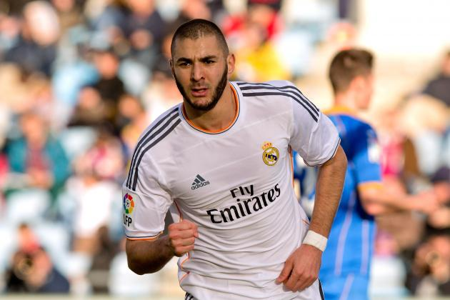 Real Madrid's Karim Benzema Produces Dazzling Piece of Skill to Set Up Bale