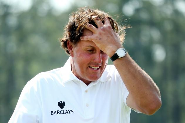 Phil Mickelson Needs a Break from Golf to Regain His Winning Ways