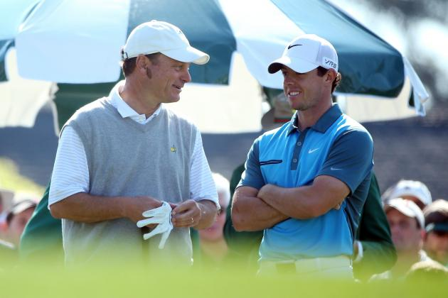 Jeff Knox's Excellent Round as Marker Epitomizes Rory McIlroy's Odd Masters