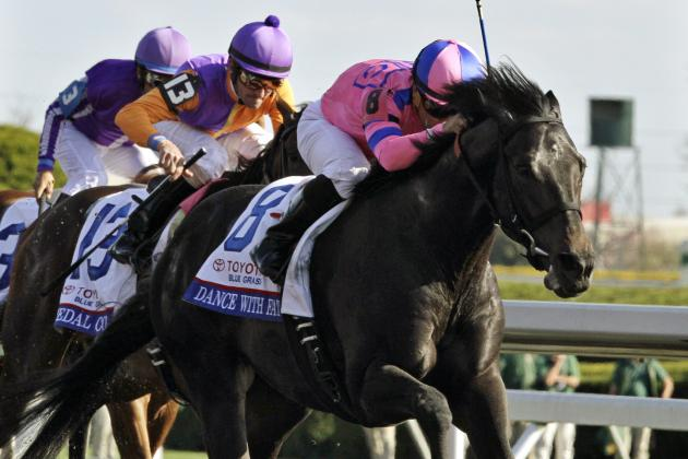 Blue Grass Stakes 2014 Results: Winner, Payouts and Order of Finish