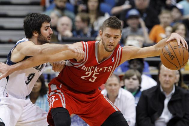 Chandler Parsons Injury: Updates on Rockets Wing's Wrist, Hip and Return