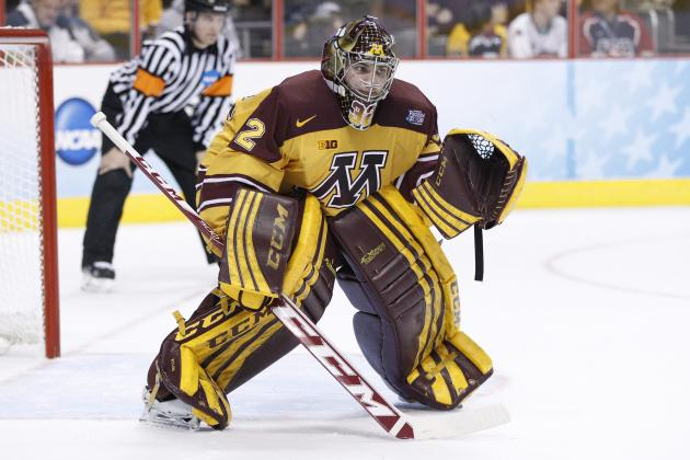 Frozen Four Championship 2014: Last-Second Breakdown of Minnesota vs. Union