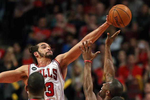 Joakim Noah Joins Michael Jordan, Scottie Pippen in Exclusive Chicago Bulls Club