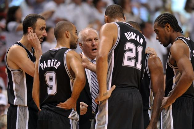 San Antonio Spurs Flashing Their Dominance Entering 2014 Playoffs