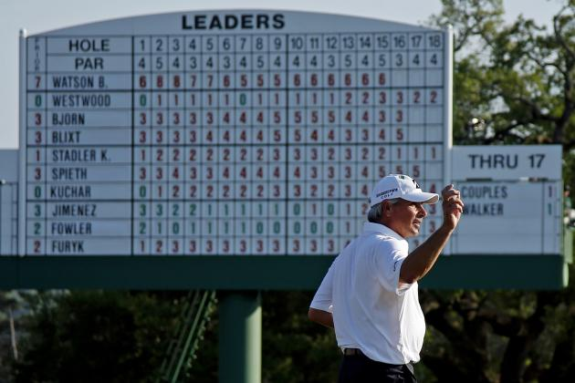 Masters Schedule 2014: Day 4 Tee Times, TV Coverage, Live Stream and Predictions