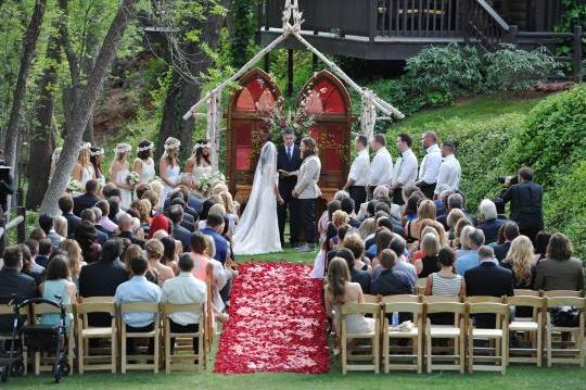 Daniel Bryan And Brie Bella Wedding Attendees Photos Details For Wwe Stars Bleacher Report