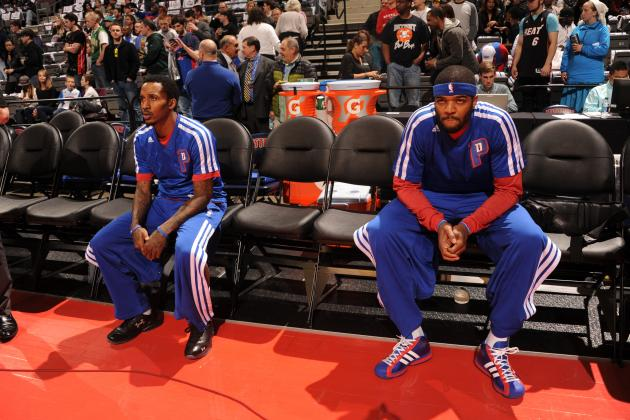 Are Brandon Jennings and Josh Smith Still Salvageable for the Detroit Pistons?