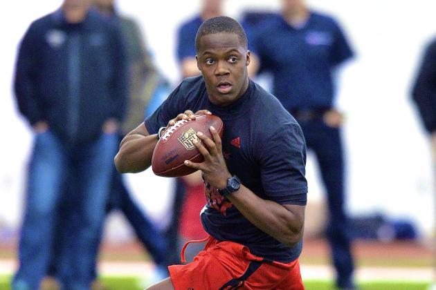 Teddy Bridgewater Reportedly Looks 'Shaky' in Private NFL Draft Workouts