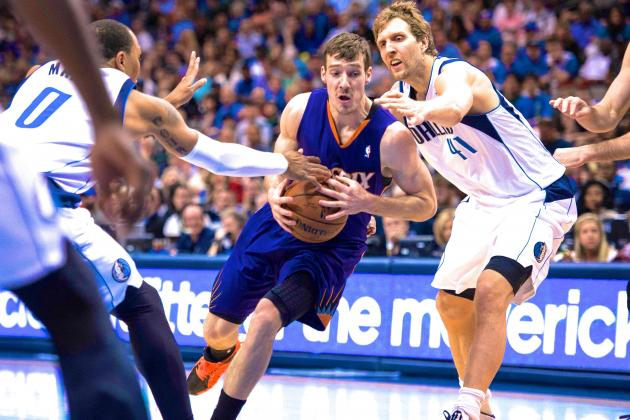 Phoenix Suns vs. Dallas Mavericks: Live Score and Analysis
