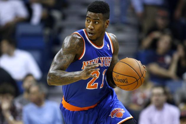 Is Iman Shumpert a Legitimate Building Block for NY Knicks?