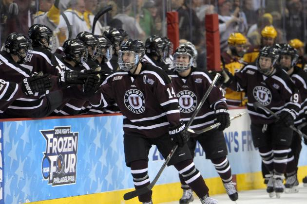 NCAA Hockey Championship 2014: Minnesota vs. Union Score and Twitter Reaction