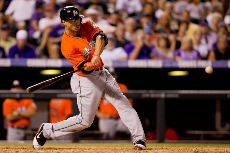 Giancarlo Stanton Launches Mammoth 470-Foot HR into Concession Stands