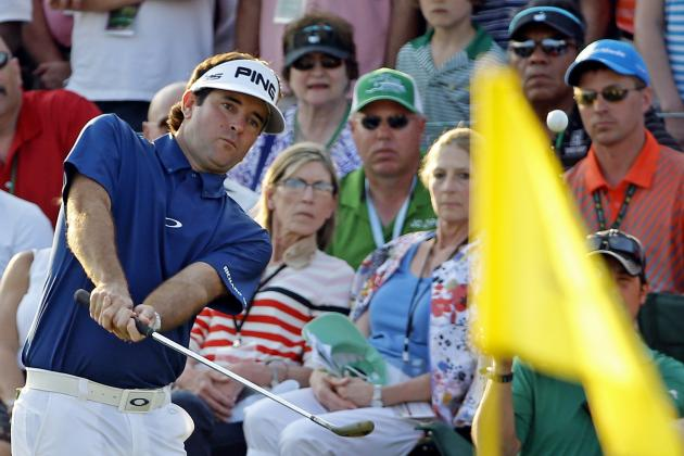 Couples, Furyk, Kuchar, Watson, Spieth, Rose, Fowler and More Could Win Masters
