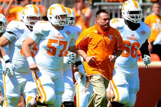 Tennessee Freshmen Jalen Hurd, Josh Malone Prove the Hype Is Real in Spring Game