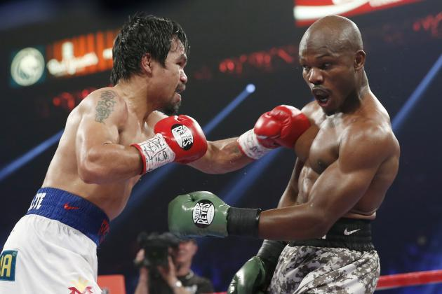 Manny Pacquiao vs. Timothy Bradley: Most Shocking Moments of Thrilling Bout