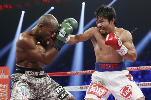 Pacquiao vs. Bradley 2 Post-Fight Press Conference: Live Updates and Reaction