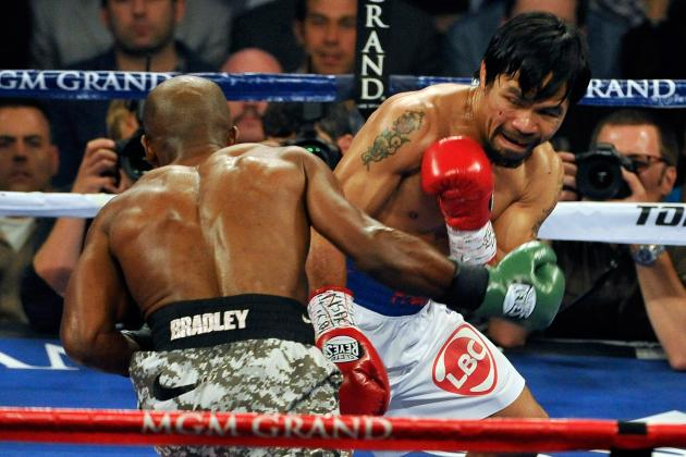 Manny Pacquiao vs. Timothy Bradley 2 Results: Breaking Down Marquee Fight