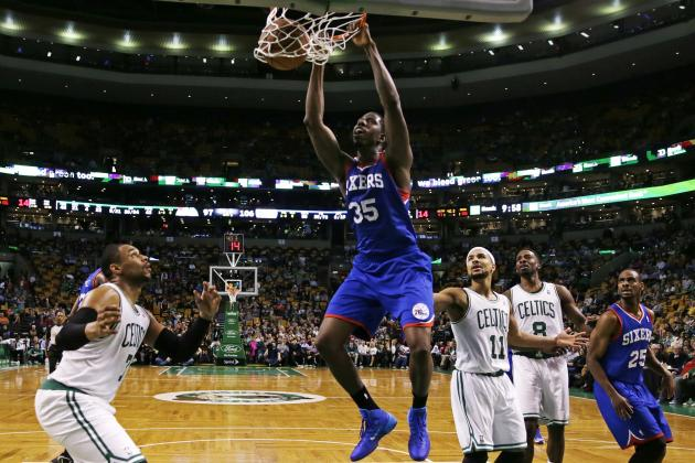 Does Henry Sims Have a Real Role in 76ers' Future?