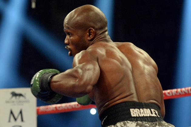 Timothy Bradley Injury: Updates on Boxer's Leg and Return
