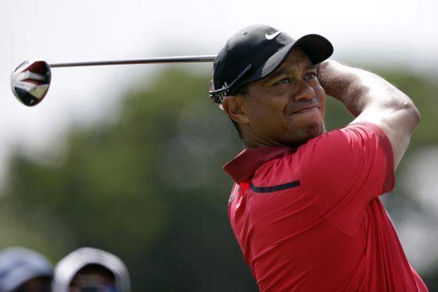 Tiger Woods' Absence Looms Large over 2014 Masters