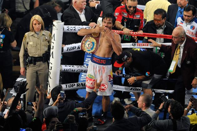 Manny Pacquiao's Decisive Win over Timothy Bradley Proves He's Not Finished Yet